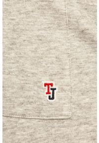 Szare spodnie dresowe Tommy Jeans #5