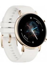Biały zegarek HUAWEI smartwatch