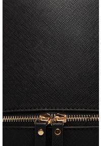 Czarny plecak Answear Lab wakacyjny, gładki #5