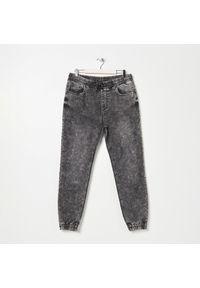 Szare jeansy Sinsay