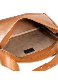 Brązowa torebka klasyczna Furla