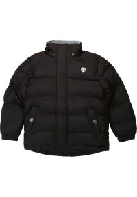 Czarna kurtka puchowa Timberland