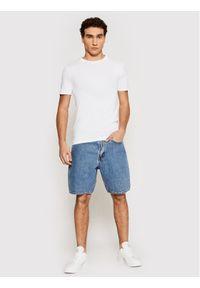 Only & Sons - ONLY & SONS T-Shirt Basic 22020798 Biały Slim Fit. Kolor: biały #3