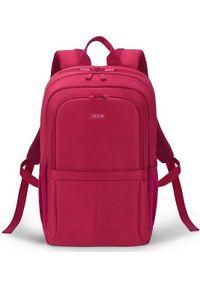 Czerwony plecak na laptopa DICOTA