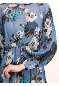 iBlues Sukienka codzienna 72262096 Niebieski Regular Fit. Okazja: na co dzień. Kolor: niebieski. Typ sukienki: proste. Styl: casual #5