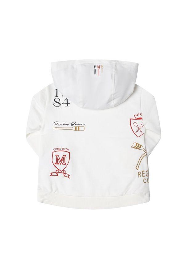 Biała bluza Mayoral