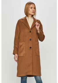 Brązowy płaszcz Haily's klasyczny, bez kaptura #6