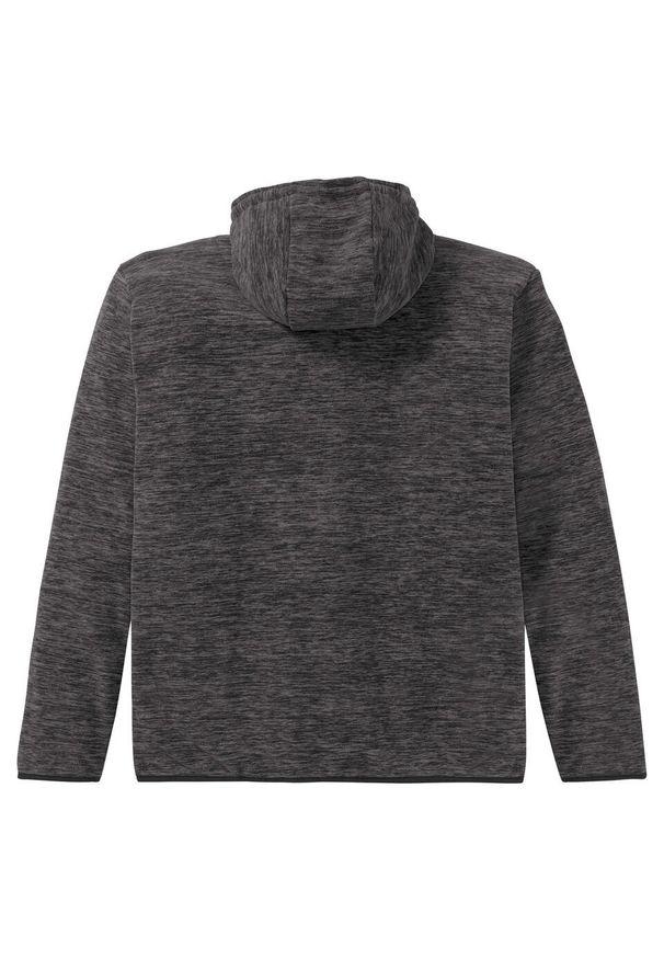 Szara bluza bonprix melanż