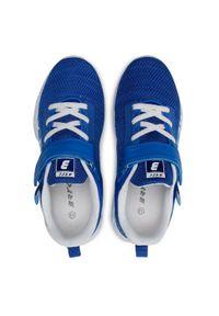 Bartek - Sneakersy BARTEK - 18208003 Niebieski. Zapięcie: rzepy. Kolor: niebieski. Materiał: skóra ekologiczna, materiał. Szerokość cholewki: normalna