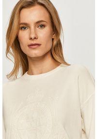 Polo Ralph Lauren - Bluza. Typ kołnierza: polo. Kolor: biały