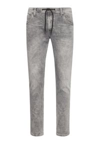 Pepe Jeans Jeansy GYMDIGO Jagger PM205905 Szary Slim Fit. Kolor: szary