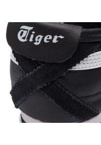 Czarne sneakersy Onitsuka Tiger z cholewką, na co dzień