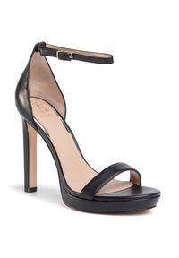 Czarne sandały Guess klasyczne