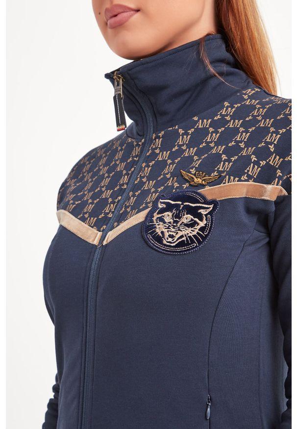 Bluza Aeronautica Militare z napisami