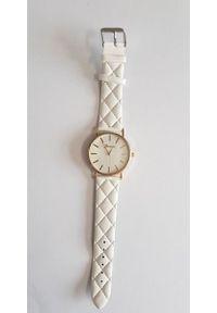 Zegarek GSM City Damski 22670 biały. Kolor: biały