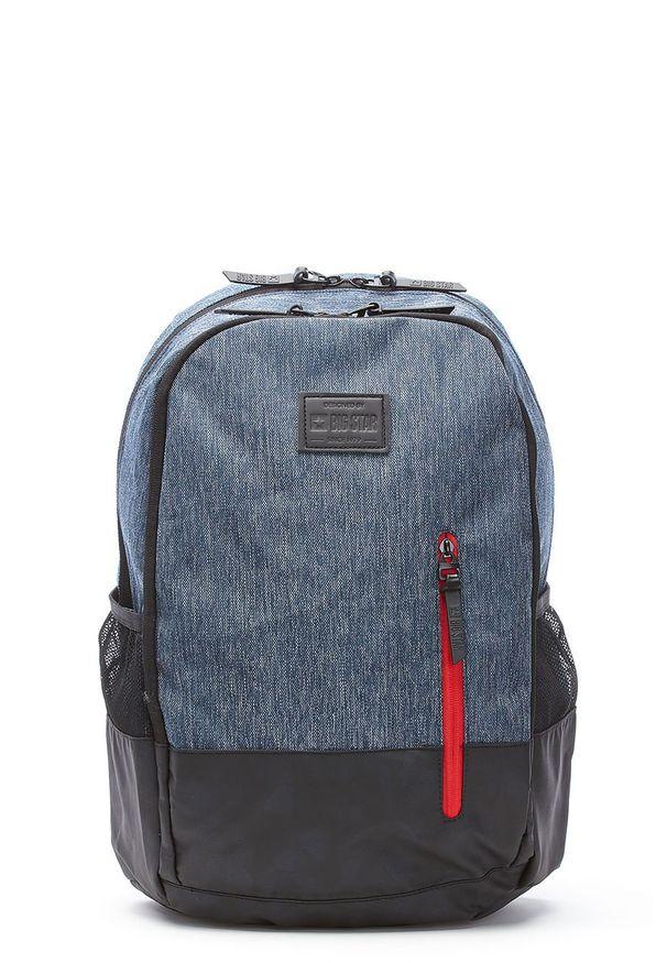 Niebieski plecak Big Star Accessories