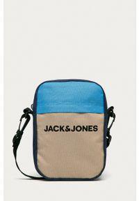 Jack & Jones - Saszetka. Kolor: szary