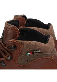 Zamberlan - Trekkingi ZAMBERLAN - 324 Duke Gtx GORE-TEX Saddle. Kolor: brązowy. Materiał: skóra, nubuk, materiał. Szerokość cholewki: normalna. Technologia: Gore-Tex. Sport: turystyka piesza