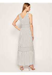 Biała sukienka Lauren Ralph Lauren na lato