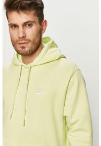 Bluza nierozpinana Nike Sportswear casualowa, z kapturem