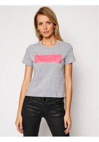 Guess T-Shirt Andria Tee W1RI05 JA900 Szary Regular Fit. Kolor: szary