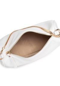 Biała torebka klasyczna Jenny Fairy skórzana