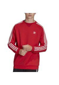 Bluza Adidas w kolorowe wzory, z długim rękawem