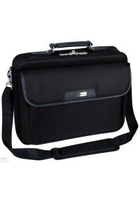 Czarna torba na laptopa TARGUS