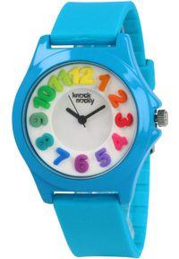 Knock Nocky Kolorowy Dziecięcy RB3327003 Rainbow niebieski. Kolor: niebieski