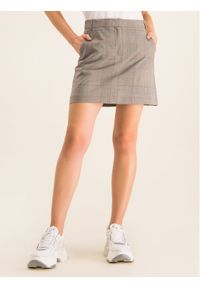Szara spódnica MAX&Co.