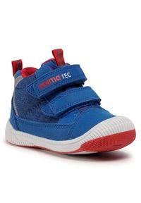 Niebieskie buty zimowe Reima