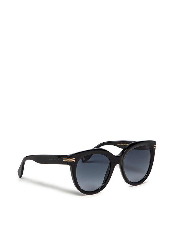 Okulary przeciwsłoneczne MARC JACOBS - MJ 1011/S Black 807. Kolor: czarny