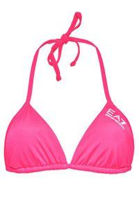 Różowe bikini EA7 Emporio Armani