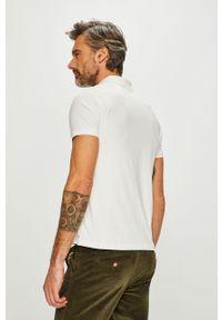 Biała koszulka polo Polo Ralph Lauren polo, krótka