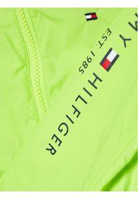 Zielona kurtka przejściowa TOMMY HILFIGER