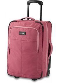 Różowa walizka Dakine