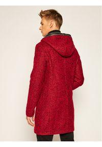 Czerwony płaszcz przejściowy Rage Age #7