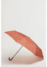 Pomarańczowy parasol mango