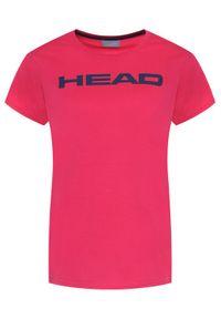 Różowy t-shirt Head