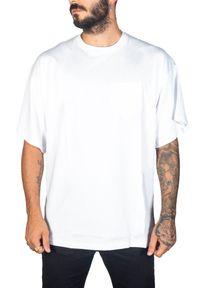 """Takeshy Kurosawa T-shirt """"Taschino"""". Materiał: bawełna. Wzór: haft, aplikacja"""