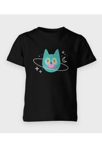 MegaKoszulki - Koszulka dziecięca Planeta Kot. Materiał: bawełna