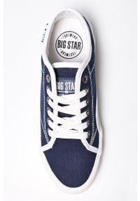 Big-Star - Big Star - Tenisówki. Nosek buta: okrągły. Kolor: niebieski