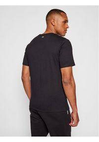 Czarny t-shirt Calvin Klein Performance