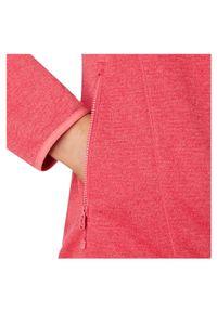 Bluza damska McKinley Roto II 242095. Typ kołnierza: kołnierzyk stójkowy. Materiał: tkanina, poliester. Sezon: lato