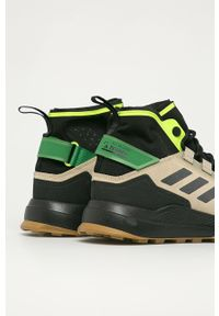 Buty trekkingowe adidas Performance z cholewką, na sznurówki