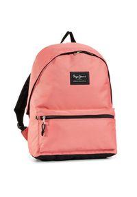 Różowy plecak Pepe Jeans