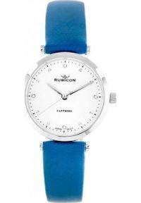 Niebieski zegarek Rubicon
