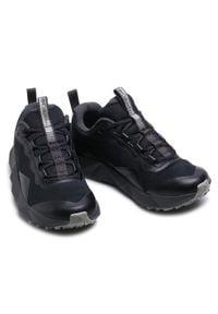 columbia - Trekkingi COLUMBIA - Facet 15 BM0131 Black/Grey Green 013. Kolor: czarny. Materiał: materiał. Szerokość cholewki: normalna. Sport: turystyka piesza
