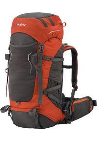 Pomarańczowy plecak Husky