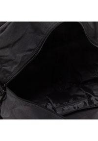 Czarna torba sportowa Asics